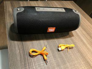Brand new bluetooth wireless speaker super loud splashproof hands free calls with shoulder strap for Sale in Davie, FL