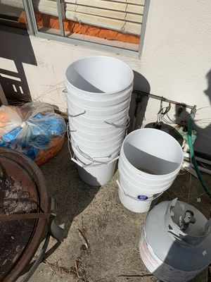 5 Gallon Buckets for Sale in San Diego, CA