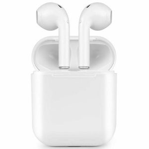 Wireless Bluetooth earbuds compatible with iPhone Android Samsung for Sale in Morrisville, NC