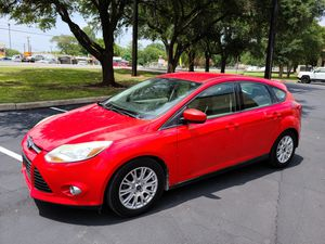 2012 Ford Focus SE hatchback $1000 down for Sale in San Antonio, TX