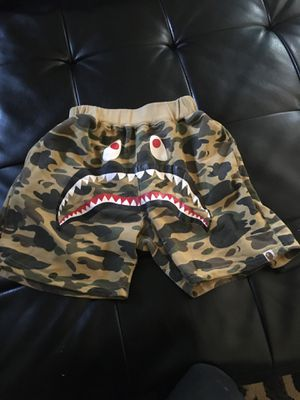 Bape shorts for Sale in Midwest City, OK
