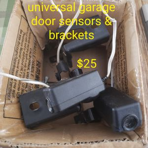 Universal Garage Door Sensors and Brackets for Sale in Plano, TX