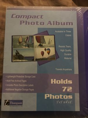 Compact photo album for Sale in City of Industry, CA