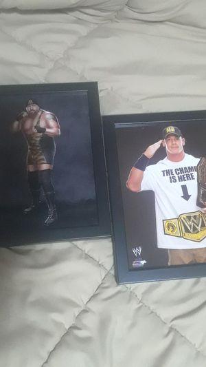 WWE Wrestlers Wall Frames for Sale in Hialeah, FL