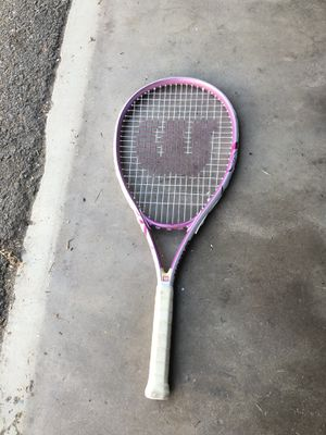 Tennis Racket for Sale in Pomona, CA