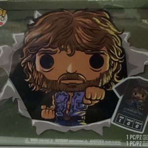 Funko POP! Movies Collectors Box: Chuck Norris POP! & Tee - Gray (Exclusive) Funko Average Rating:(0.0)starsout of5starsWrite a review for Sale in Lilburn, GA