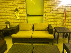 Outdoor furniture for Sale in Dallas, TX