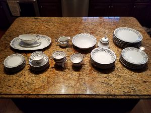 6 place setting antique Bavarian china. for Sale in Dracut, MA