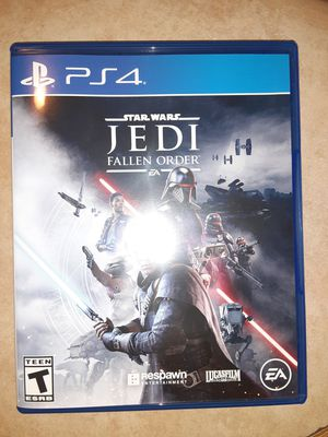 Star Wars Jedi Fallen Order for Sale in Garland, TX