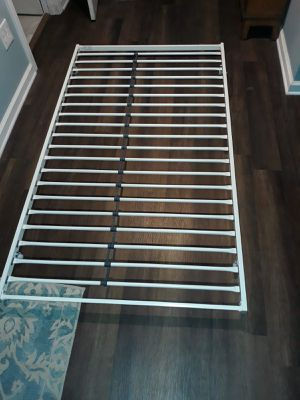 Twin under bed frame for Sale in Bensenville, IL