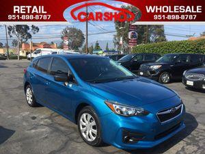 2017 Subaru Impreza for Sale in Corona, CA