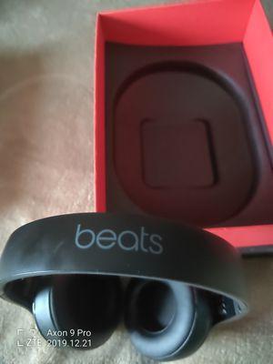 Beats studio 2 wireless matte black for Sale in Neptune City, NJ