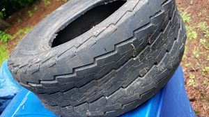 10 inch snowmobile trailer tire 20.5 * 8 * 10 for Sale in Bellevue, WA