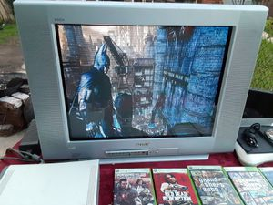 "Sony TV 27"" WEGA with component and S-Video inputs. Great for retro gaming Model KD-27FS170 for Sale in Washington, DC"