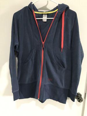 Helly Hanson women's large l fleece hoodie jacket full zip for Sale in Aurora, CO