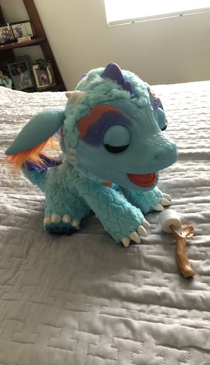 FurReal friends dragon for Sale in Thousand Oaks, CA