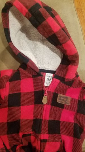 Toddler plaid sweater for Sale in Ontario, CA
