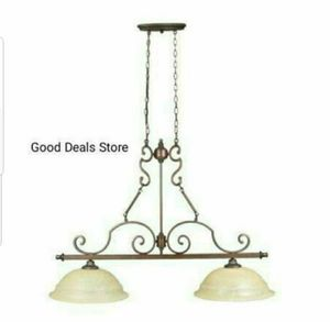 2-Light Ceiling kitchen Island light for Sale in North Las Vegas, NV