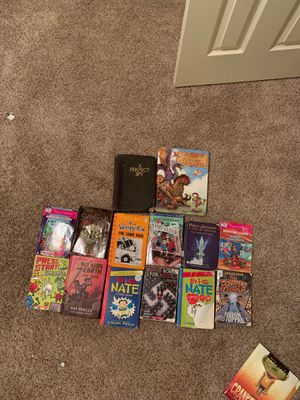 14 Books For Kids/Teens for Sale in Cibolo, TX