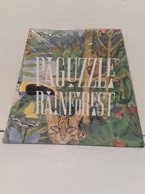 NEW Paguzzle Rain Forest puzzle & game for Sale in Lakewood, CO