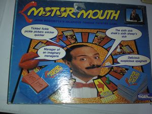 Motor mouth board game for Sale in Chicago, IL