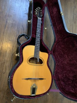 Gypsy Jazz guitar Handmade by Sky in Canada for Sale in South Pasadena, CA