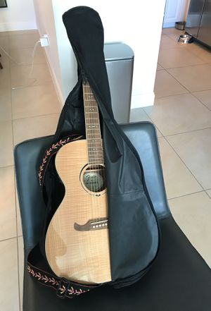 Soft cloth guitar bag for Sale in Miami, FL