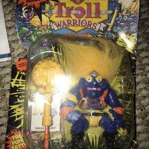 Troll Warriors Collectible Toy for Sale in Memphis, TN
