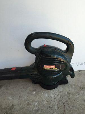 Craftsman leaf blower for Sale in Langeloth, PA