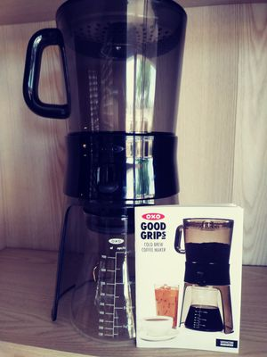 OXO Good Grips Cold Brew Coffee Maker for Sale in Maricopa, AZ