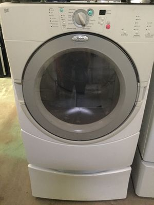 Whirlpool Duet dryer for Sale in Houston, TX