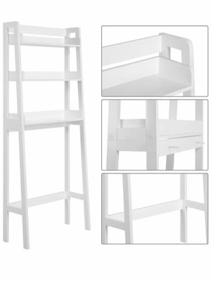 Over The Toilet Organizer Rack | Solid Pine Shelving (Brand New) - in box for Sale in Chapin, SC