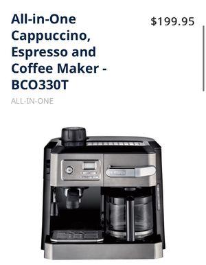 DeLonghi coffee and espresso machine for Sale in Santa Ana, CA