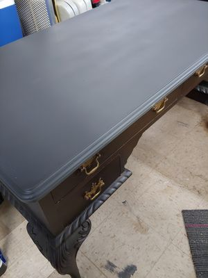 "Antique ""Chippendale"" Style Claw foot Desk for Sale in Meriden, CT"