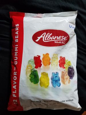 5lb bag of gummy bears for Sale in Chula Vista, CA