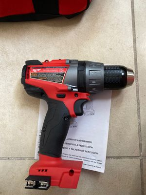 Cordless 1/2 inch drill Milwaukee tools for Sale in Largo, FL