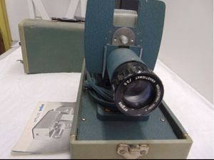 Vintage Argus 300 Slide Projector, Case, And Manual. for Sale in Columbus, OH