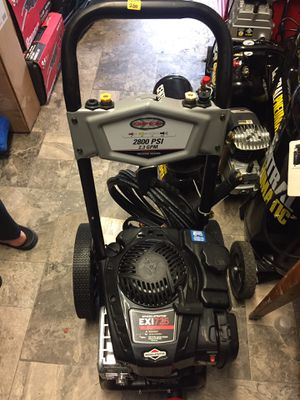 2800 psi pressure washer for Sale in Boiling Springs, SC