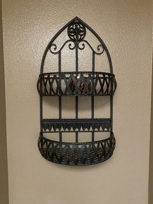 Hanging wall basket for Sale in Norco, CA