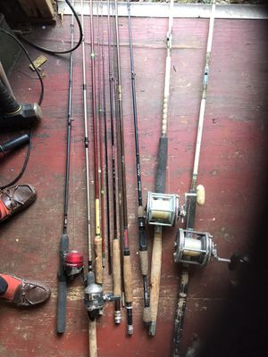 Fishing poles for Sale in Lexington, KY