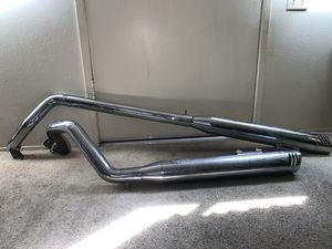 Freedom Racing Dual Exhaust Pipes for Sale in Anaheim, CA
