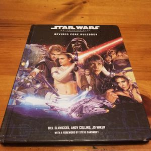 Star Wars Roleplaying Game Revised Core Rulebook for Sale in Holtsville, NY