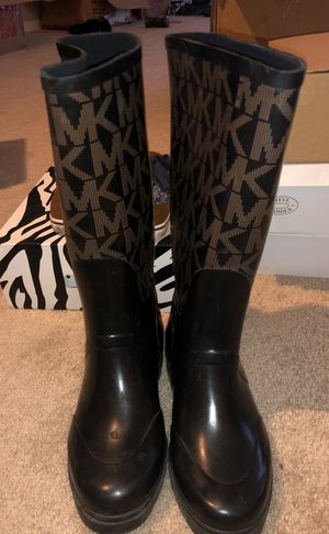 Michael Kors Rain Boots for Sale in Orlando, FL
