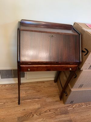 """Vintage Secretary 38"""" tall, 14"""" deep, 35"""" wide for Sale in Ontario, CA"""