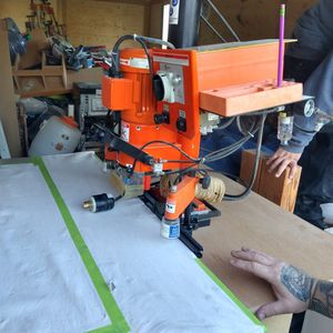 Blum/Silici Hinge Drill And Press for Sale in Keizer, OR