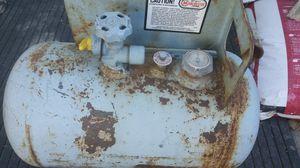 Pick up bed camper propane tank for Sale in PUEBLO DEP AC, CO
