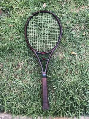 O3 speedport prince and sting 2 Wilson's tennis rackets for Sale in Irvine, CA