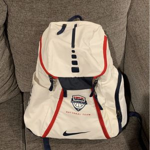 Nike USA Basketball National Team Backpack for Sale in Huntington Beach, CA