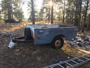 1ton utility trailer for Sale in Woodland Park, CO