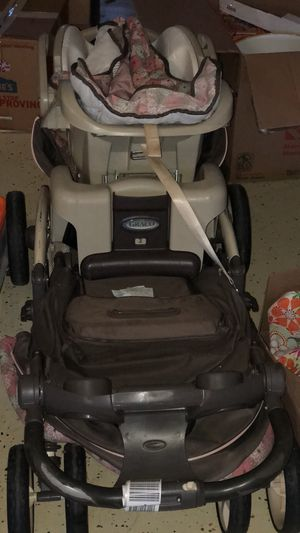 FREE stroller and car seat-as-is for Sale in Folsom, CA